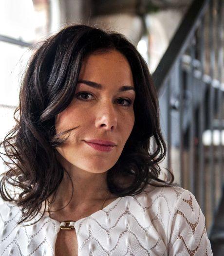 Halina Reijn bedreigd na 'politieke' tweet