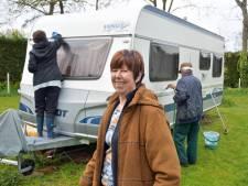 Op de camping heb je niet veel nodig: 'Je hoeft niet ver weg te gaan om het mooie te zien'