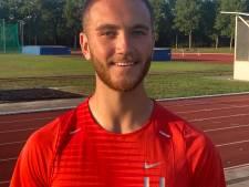 Nederlands juniorenkampioen tienkamp Daan Roosenschoon legt de lat hoog
