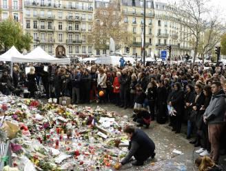 Parijs herdenkt dodelijke aanslagen van drie jaar geleden