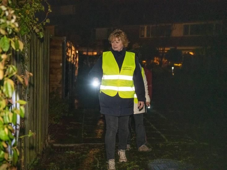 Op pad met de Waddinxveense buurtpreventie: 'Als dat hesje een beetje afschrikt, is onze missie geslaagd'