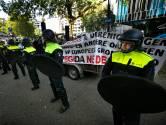 Eerste veertien verdachten van Pegida-rellen Eindhoven voor rechter, nog niet alle schuldigen aangehouden