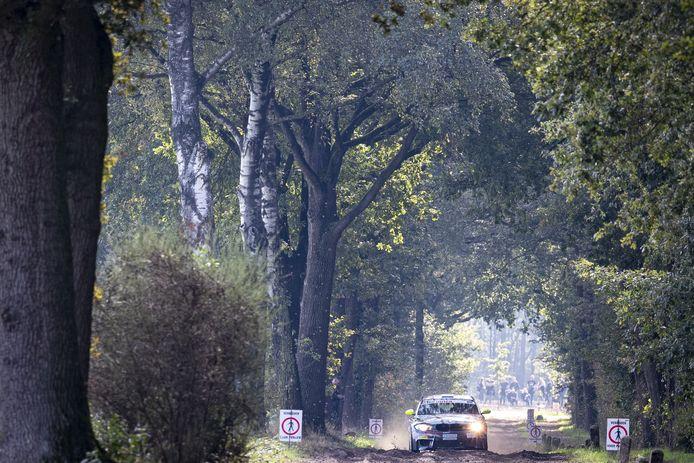 Impressie van de eerste editie van de - toen nog - Berkelland Rally in 2019 bij Rekken/Eibergen.