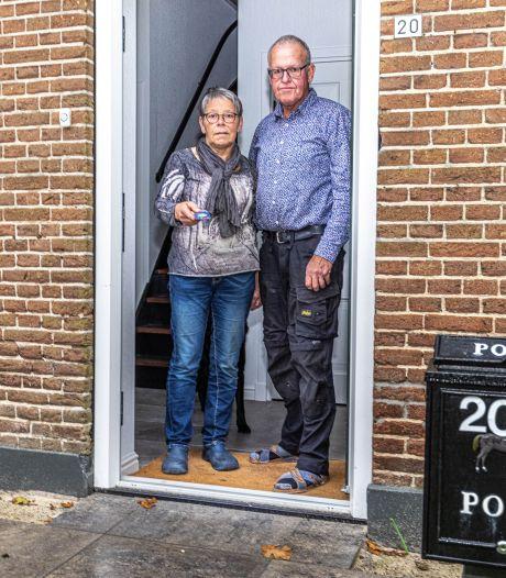 Gerda (63) en Gerard (66) lokken fraudeurs in de val in Wijhe: 'Ineens hoorden we van vier kanten sirenes'