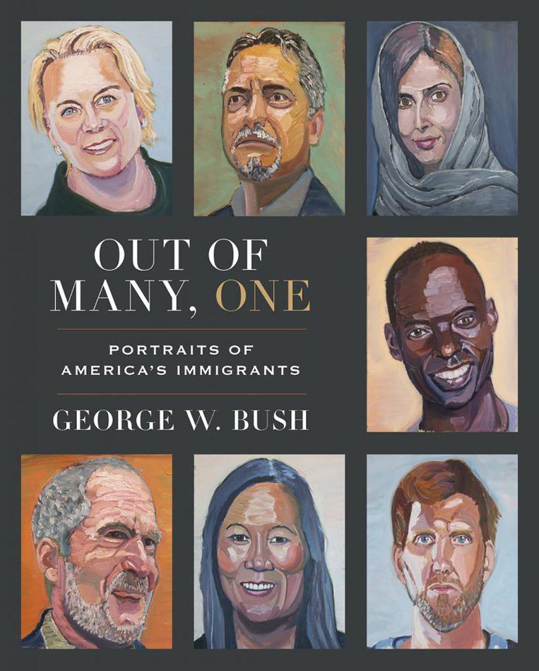 Cover van  Out of Many, One door George W. Bush. Beeld