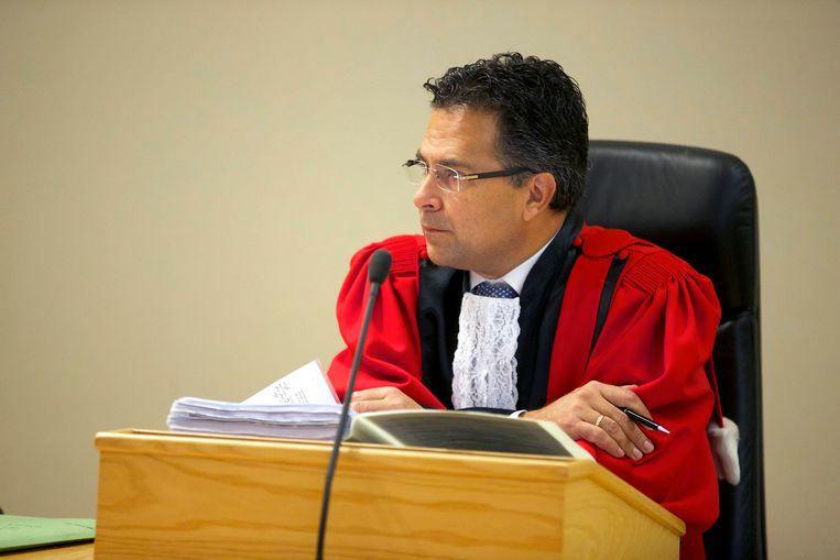 Peter Hartoch, voorzitter van het hof van assisen van Vlaams-Brabant in Leuven.