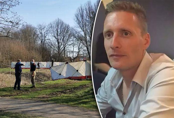 Slachtoffer David P. (42) werd vermoord na een afspraakje.