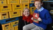 12-jarige Max-Emile illustreert boek van mama