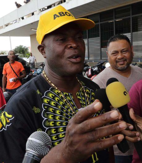 Oppositie Suriname: 'Kleinzoon Bouterse nam dozen uit stembureau mee'