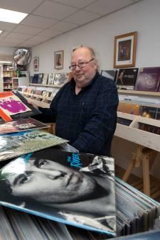 Muziekfanaat opent platenzaak met 60.000 titels in Didam: 'We hebben alles van Abba tot Zappa'
