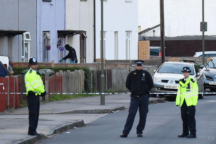 Gisteren vond na de arrestatie van de eerste verdachte een huiszoeking plaats in Sunbury, een wijk in het zuidwesten van Londen.