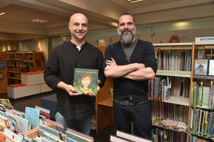 Niet bang te krijgen is een boek van illustrator Wim Finck en jeugdauteur Do Van Ranst.