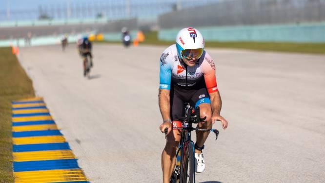 """Bart Aernouts tevreden na zesde plaats in Ironman 70.3 in Texas: """"Ik ben op goede weg"""""""