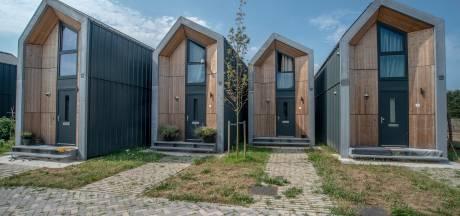 Tiny houses: even aarzelde Gennep, maar ze komen er nu toch