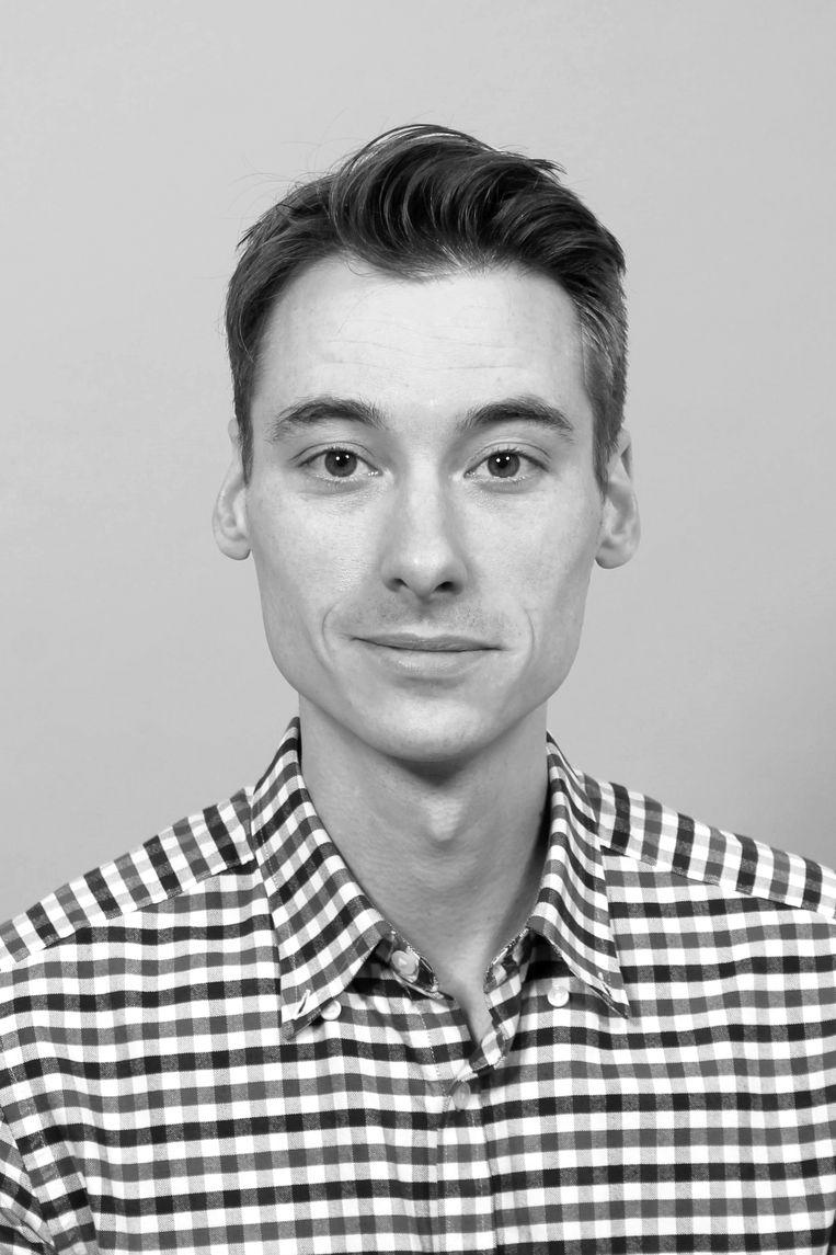 Nick Ottens werkt bij de Amerikaanse non-profitorganisatie X Prize Foundation en schrijft regelmatig over politiek. Beeld
