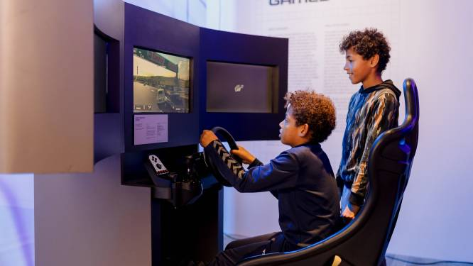 Zo verkent videogame-expo 'Game On' de uithoeken van de gamingcultuur