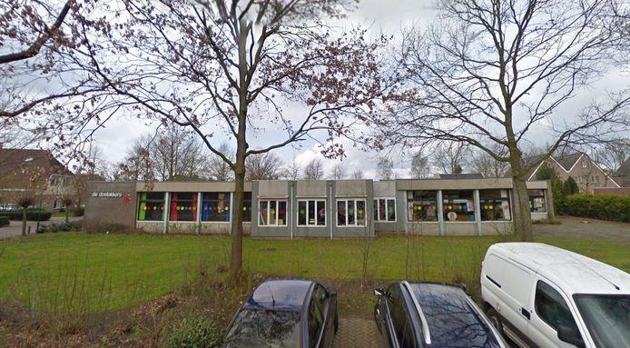 Basisschool De Doelakkers in Hilvarenbeek.