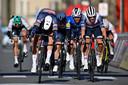Merlier sprint sneller dan zijn concurrenten.