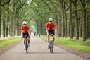 Annemiek en Edwin Muller doen mee aan de Tour for Life, fietsen vanaf eind augustus 1300 kilometer (inclusief 19000 hoogtemeters) voor Daniel den Hoed kliniek.