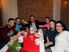 Feest in Nieuwegein: 21 nationaliteiten vieren vervroegd kerst
