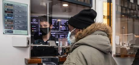 Bouw gestart van coffeeshop in Zuidoost als onderdeel van pilot gemeente