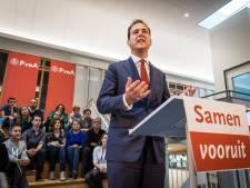 Kandidaat-lijsttrekkers van de PvdA in debat in Amsterdam