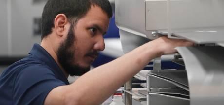 Oververhitte telmachines frustreren hertelling van stembiljetten Florida