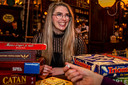 Sanne van de Groot (33), organiseert spelletjesavonden voor dates