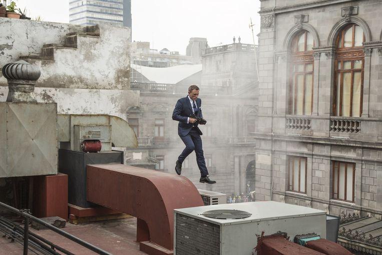Daniel Craig als James Bond in Spectre. Beeld Spectre