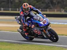 Van der Mark opent WK Superbike met vijfde plaats