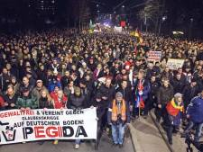 Bedreigd Pegida: toeter tegen islamisering