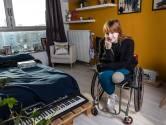 Elke (20) is professioneel rolstoelschermer: 'Mijn amputatie is het beste dat me is overkomen'