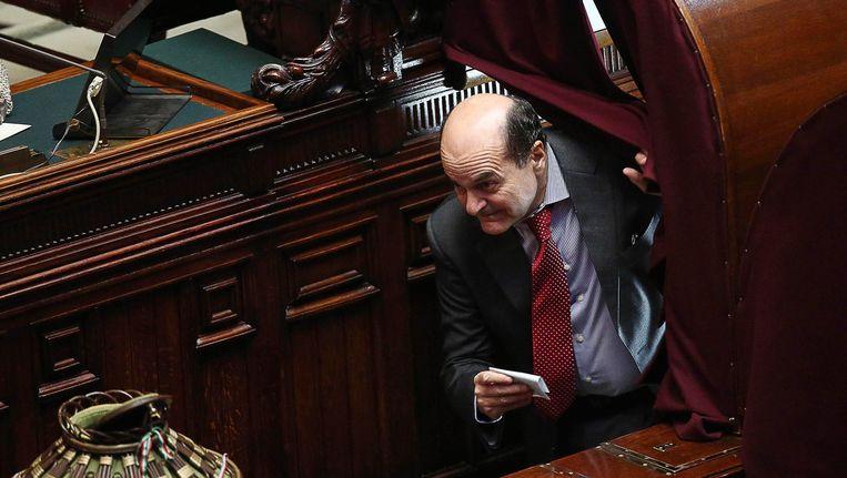 Pier Luigi Bersani Beeld EPA