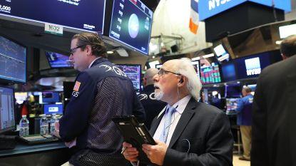 Tik voor Wall Street door angst handelsoorlog