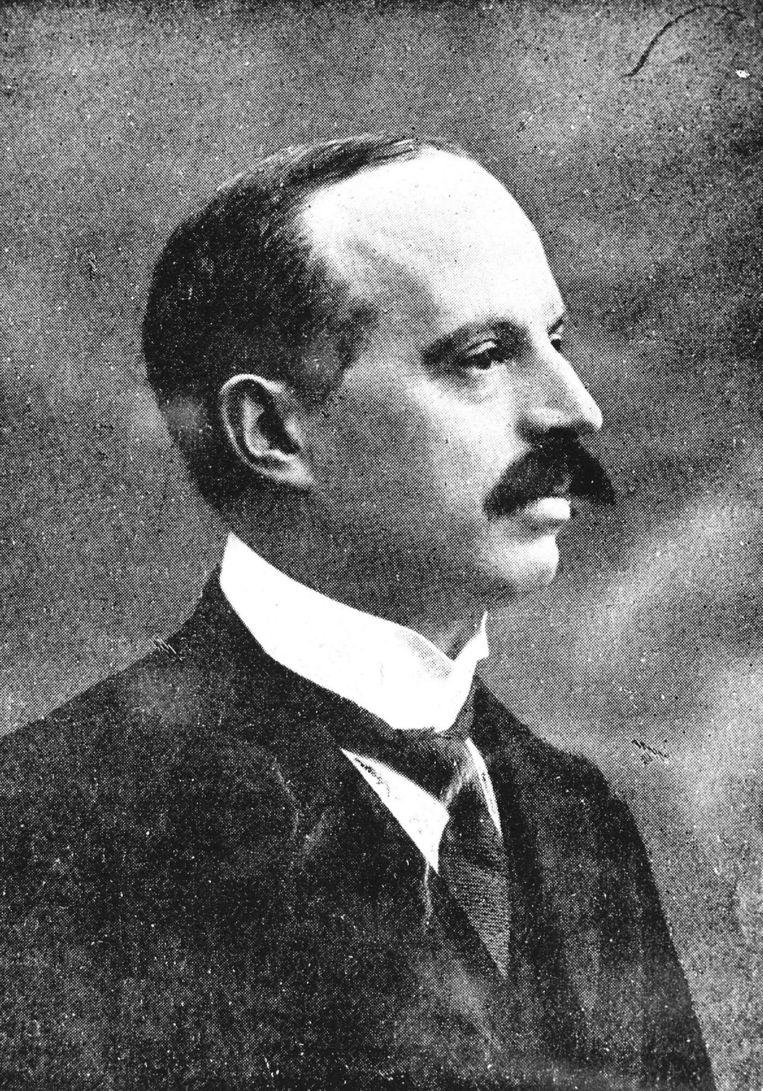Ruijs de Beerenbrouck kreeg in 1933 nog op het nippertje steun van het parlement voor het neerslaan van de muiterij. Beeld ANP