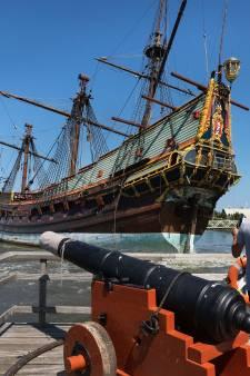 Geld nodig om Batavia te redden van de rot: 'Schip mag niet verloren gaan'
