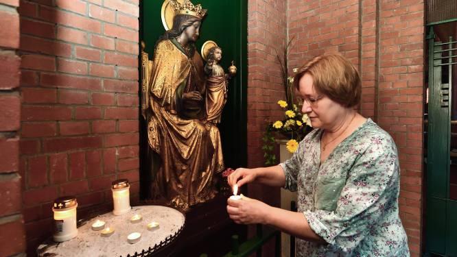 Mariabeeld verhuisd naar St. Josephkerk: 'Bij dit beeld zijn veel emoties samengekomen'