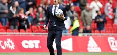 Van der Sar al eens gepolst door Man United: 'Maar een Europese prijs pakken met Ajax, dat triggert me'