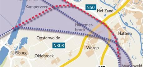 Nieuwe vliegroute Lelystad Airport treft Kampen: verbaasde gemeente eist opheldering