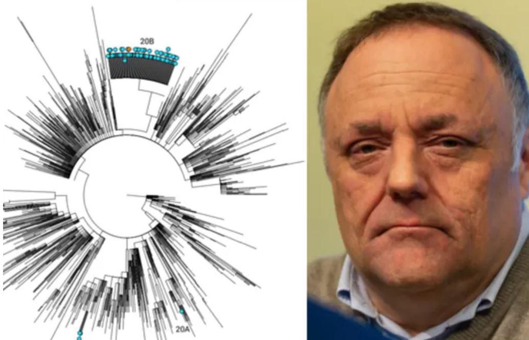 Marc Van Ranst analyse les dix-huit décès dans une maison de repos de Mol