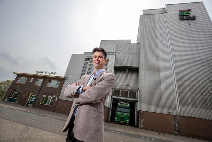 Martin Vervoorn, de nieuwe directeur van De Valk Wekerom.
