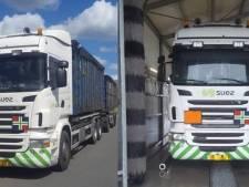 Gestolen vuilniswagen teruggevonden in Zutphen