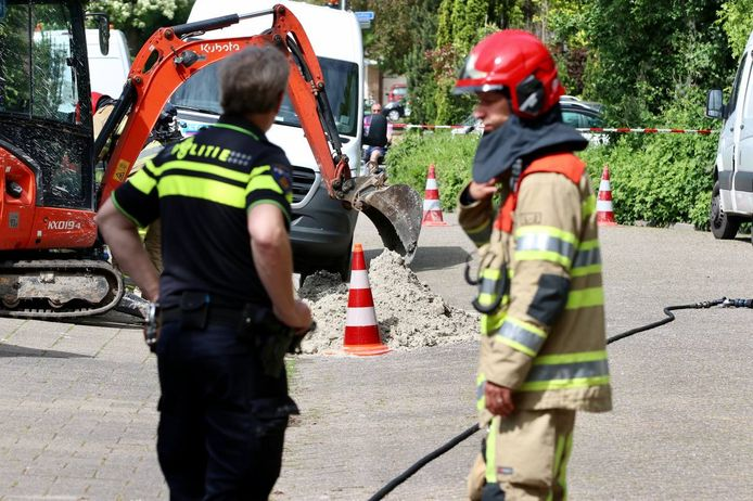Vijftal woningen ontruimd in Emmeloord wegens gaslek