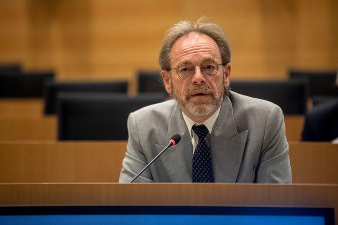 Peter De Roover (N-VA).