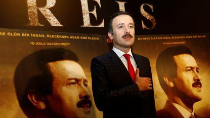 Zes jaar cel voor maker van omstreden Erdogan-film