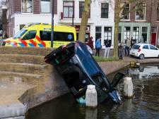 Wat overkwam de bestuurder die van kademuur reed? 'Tjee joh, hoe kreeg hij dít voor elkaar?'