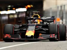 Alleen Hamilton sneller dan Verstappen in eerste vrije training Monaco