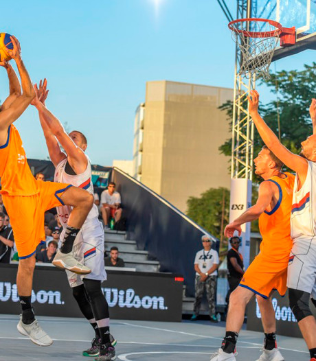 'LeBron James is niet per se een goede 3x3-basketballer'