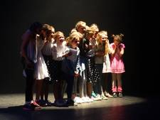Schalm met 'Too cool for school' winnaar  Vughtse Dance Battle