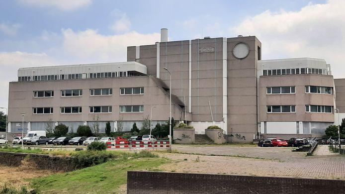 Het EKP-gebouw aan het Kadeplein in Roosendaal.
